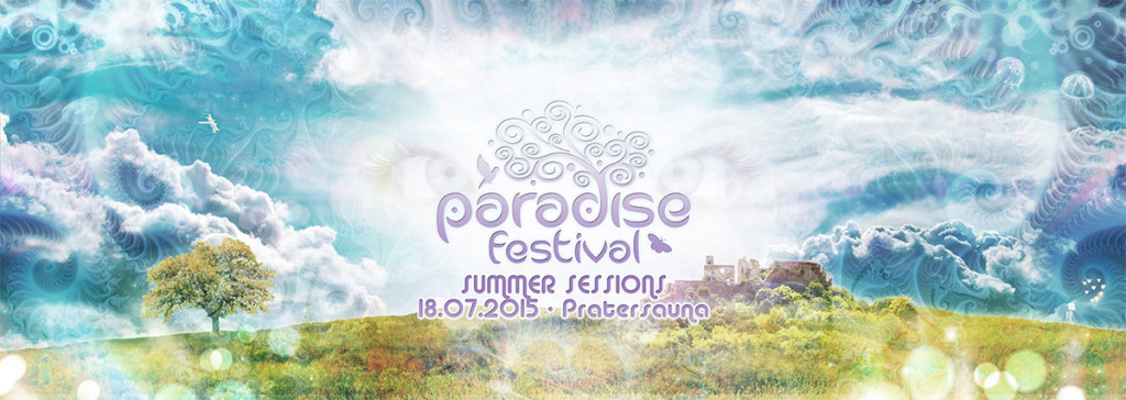 Paradise Festival Pool Party 2015